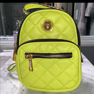 Aldo Neon Mini Backpack